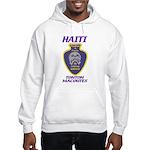 Haiti Tonton Macoutes Hooded Sweatshirt