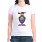 Haiti Tonton Macoutes Jr. Ringer T-Shirt