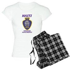 Haiti Tonton Macoutes Pajamas