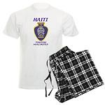 Haiti Tonton Macoutes Men's Light Pajamas