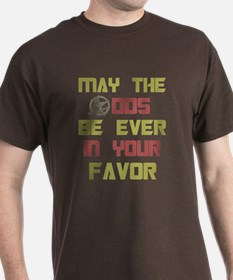 May the odds ever in your fav T-Shirt