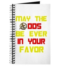 May the odds ever in your fav Journal