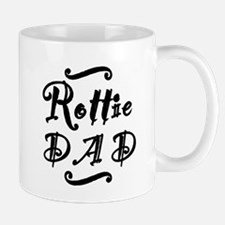 Rottie DAD Mug