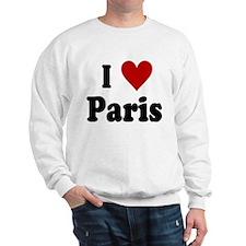 I Love Paris Sweatshirt