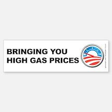Barry High Gass, Bumper Bumper Sticker