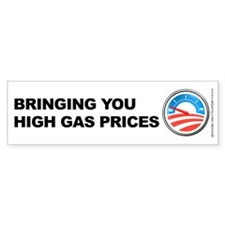 Barry High Gass, Bumper Sticker