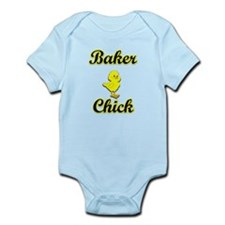 Baker Chick Onesie