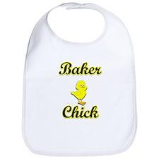 Baker Chick Bib