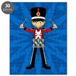 Nutcracker Soldier with Drums Puzzle