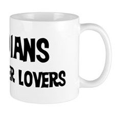 Comedians: Better Lovers Coffee Mug