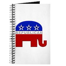 Republican Elephant Logo - Journal