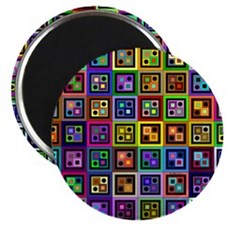 Boxes and Dots Magnet
