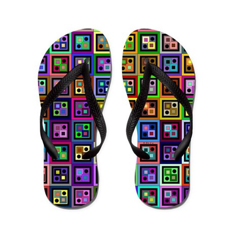 Boxes and Dots Flip Flops