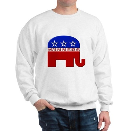 Republican Elephant Logo - Sweatshirt