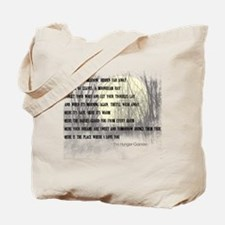 Song For Rue Tote Bag