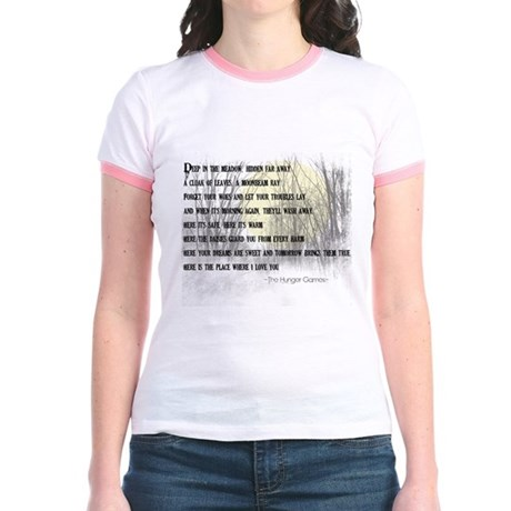 Song For Rue Jr. Ringer T-Shirt