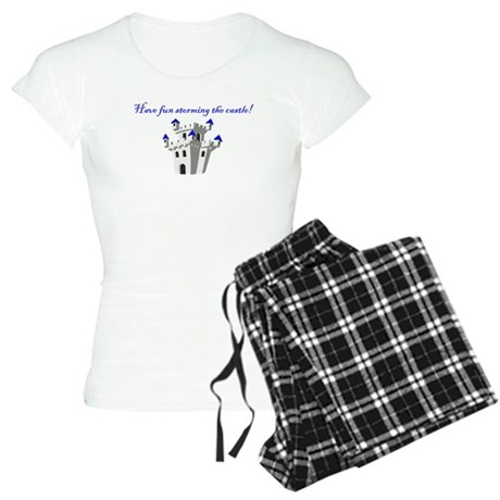 Have Fun Storming the Castle! Women's Light Pajama