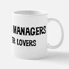 Operations Managers: Better L Mug