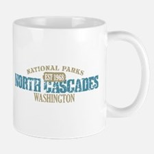 North Cascades National Park Mug