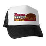 Bacon Double CHEESE! Trucker Hat