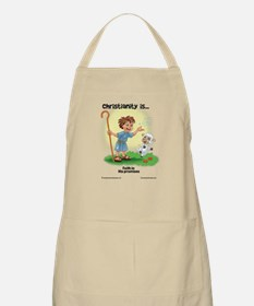 Faith in His Promises Apron