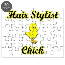 Hair Stylist Chick Puzzle