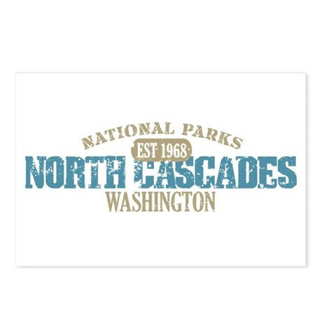 North Cascades National Park Postcards (Package of