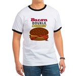 BaconDoubleCHEESE! Ringer T