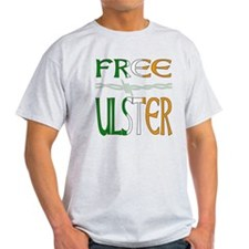 free-ulster-wire-trans T-Shirt