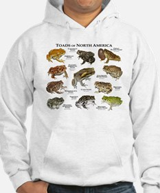 Toads of North America Jumper Hoody