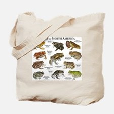 Toads of North America Tote Bag