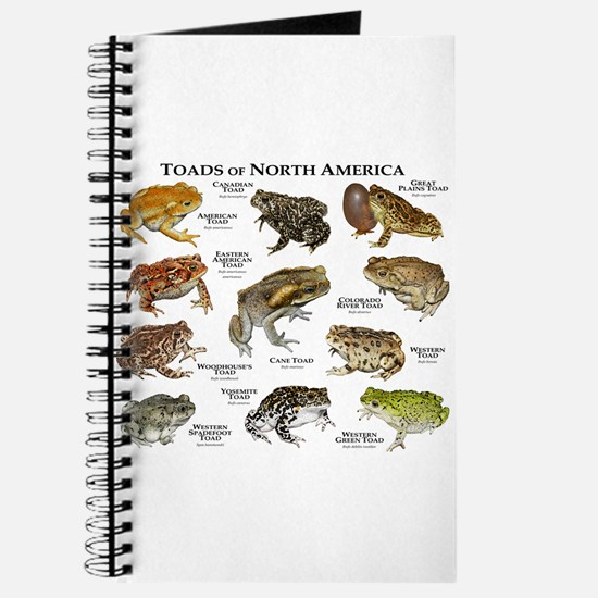 Toads of North America Journal