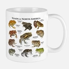Toads of North America Mug