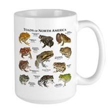 Toads of North America Mug