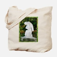 Angel! tranquil prayer, photo Tote Bag