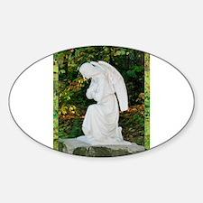 Angel! tranquil prayer, photo Decal