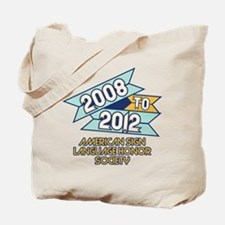 08 to 12 American Sign Langua Tote Bag