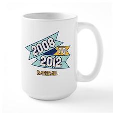 08 to 12 Baseball Mug