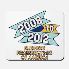 08 to 12 Business Professiona Mousepad