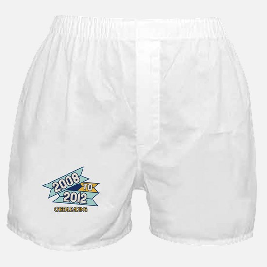 08 to 12 Cheerleading Boxer Shorts