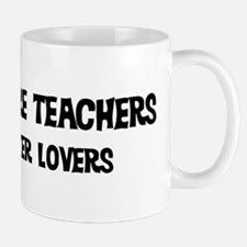 Agriculture Teachers: Better  Mug