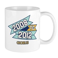 08 to 12 Chorus Mug