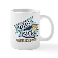 08 to 12 Cross Country Mug