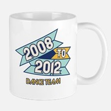08 to 12 Dance Team Mug