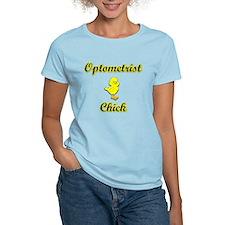 Optometrist Chick T-Shirt