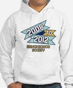 08 to 12 French Honor Society Hoodie