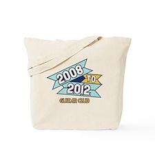 08 to 12 Guitar Club Tote Bag