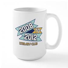 08 to 12 Literary Club Mug
