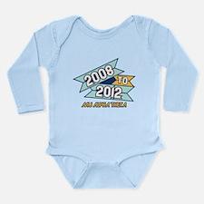 08 to 12 Mu Alpha Theta Long Sleeve Infant Bodysui