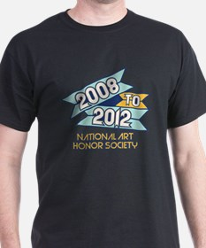 08 to 12 National Art Honor S T-Shirt